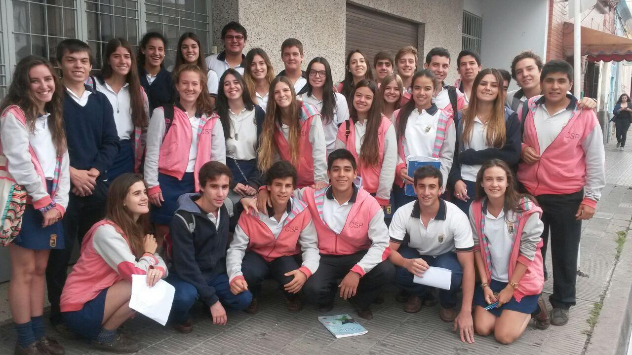 Alumnos que rindieron FCE 2014