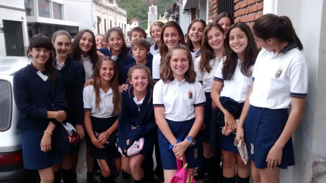 Alumnos que rindieron KET2014