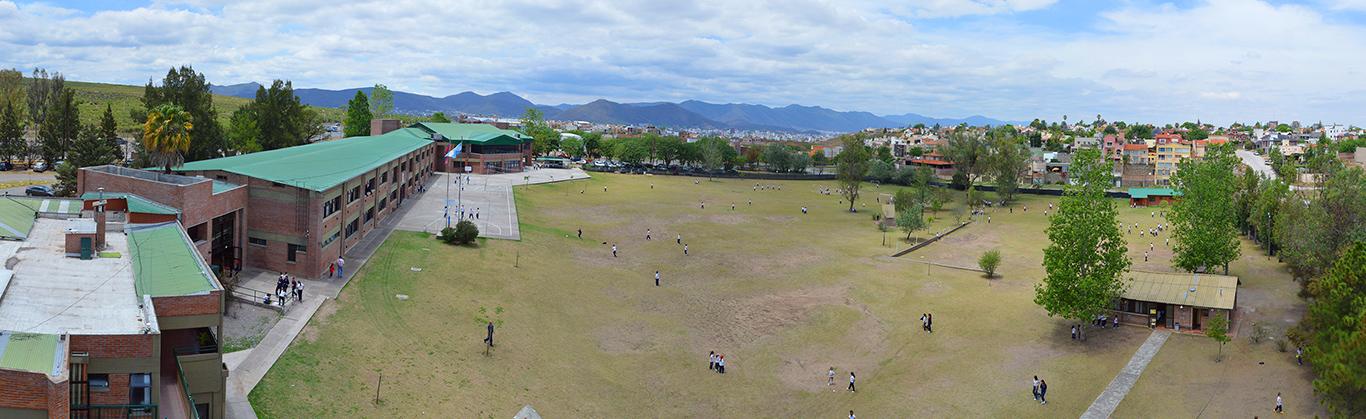 Panoramica del colegio