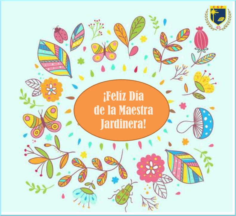 28 de mayo d a de los jardines de infantes y la maestra for Canciones para el jardin de infantes