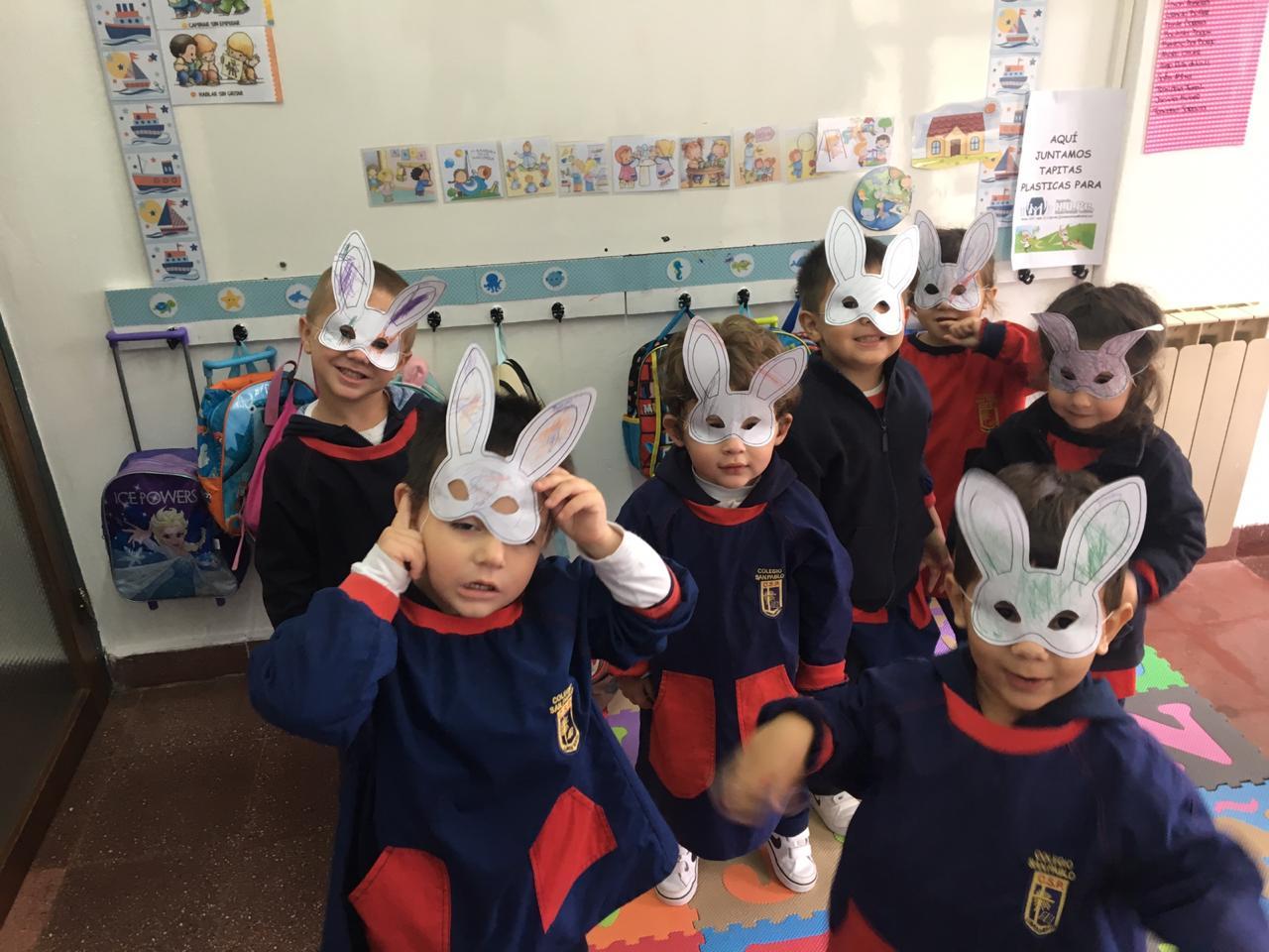4 Bunnies - Nivel Inicial