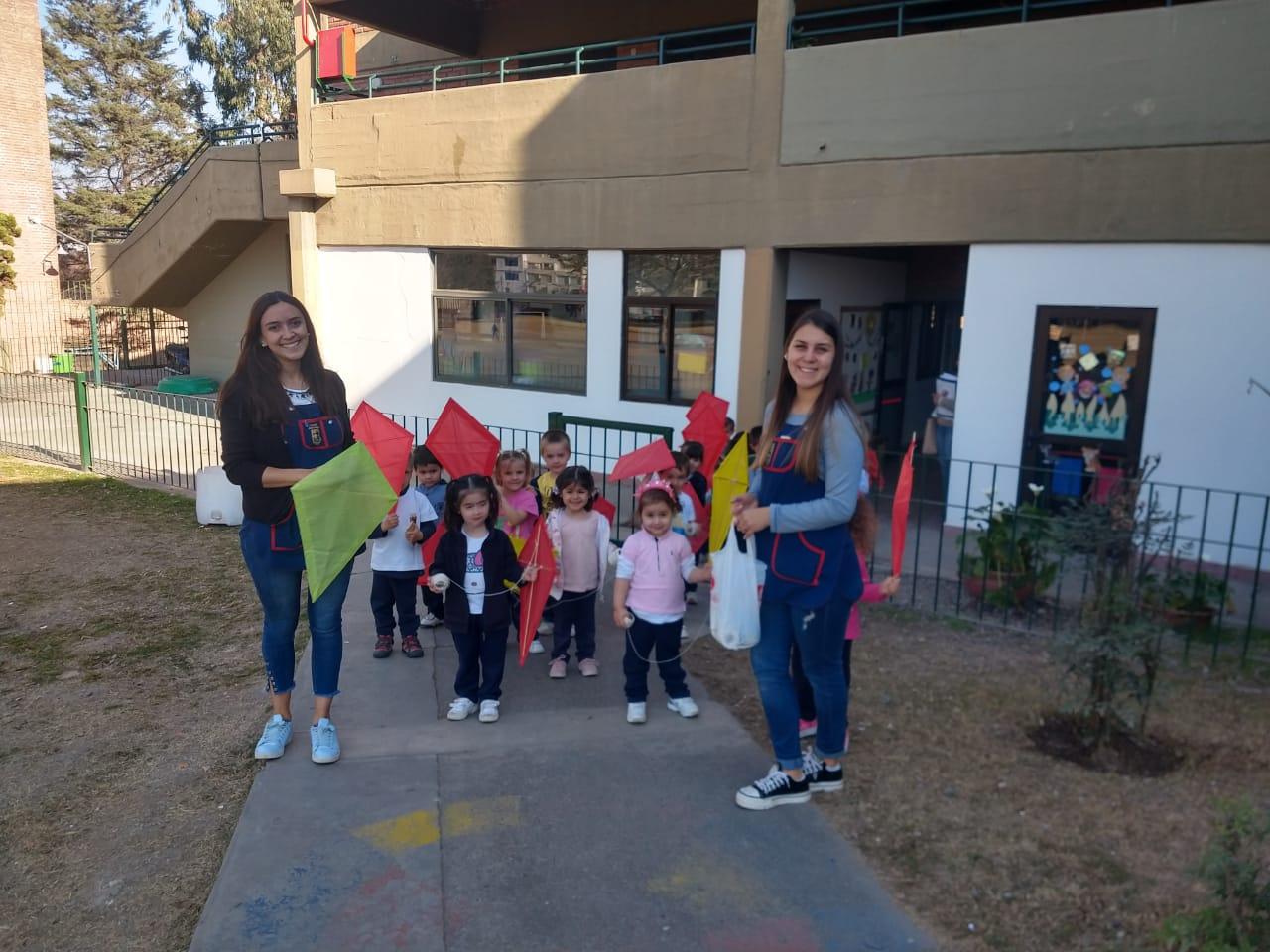 Barrileteada Día del Niño